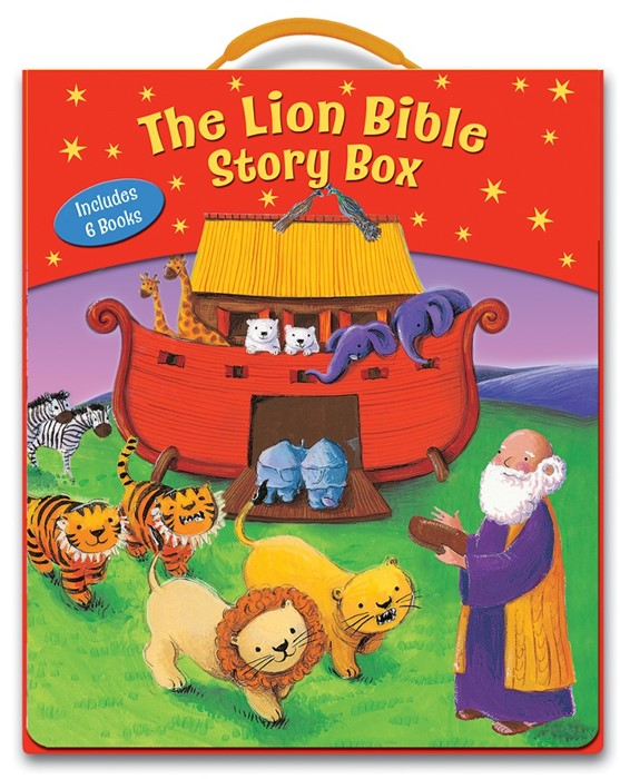 The Lion Bible Story Box (Multiple Copy Pack)