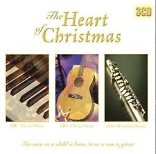 The Heart Of Christmas (CD- Audio)