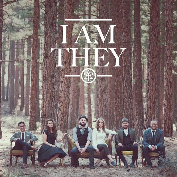 I Am They CD (CD-Audio)