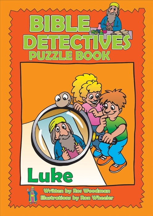 Bible Detectives Luke (Paperback)