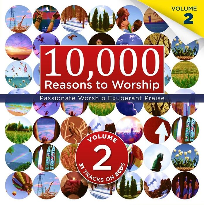 10,000 Reasons To Worship Vol.2 (CD- Audio)