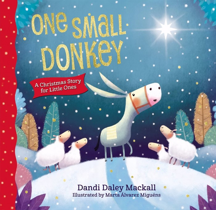 One Small Donkey for Little Ones (Board Book)
