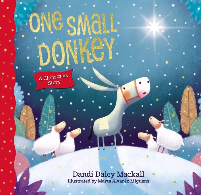 One Small Donkey (Hard Cover)