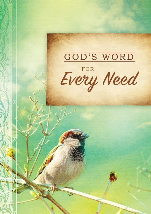 God's Word for Every Need (Hard Cover)