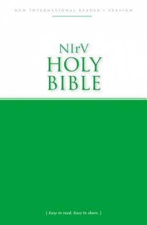 NIRV Economy Bible (Paperback)
