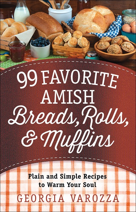 99 Favorite Amish Breads, Rolls, And Muffins (Spiral Bound)