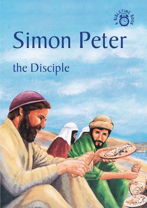Simon Peter the Disciple (Paperback)