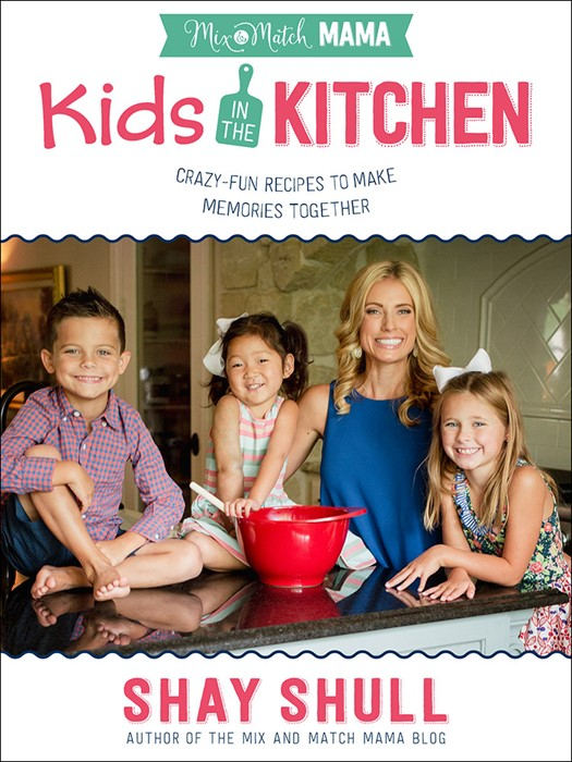 Mix-And-Match Mama Kids In The Kitchen (Paperback)