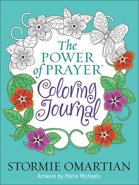 The Power Of Prayer Coloring Journal (Paperback)