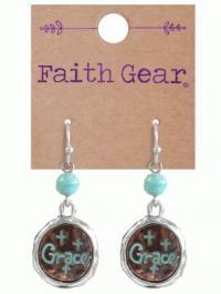 Faith Gear Women's Earrings - Grace