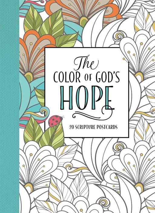 Color of God's Hope (Paperback)