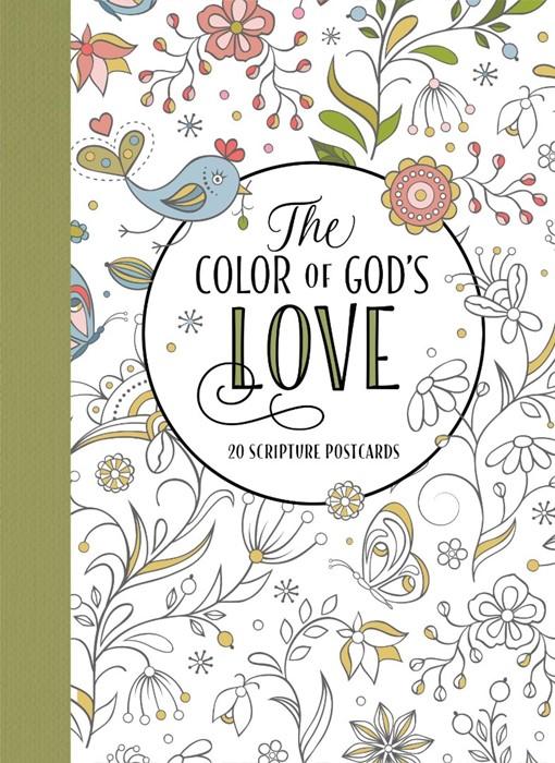 Color of God's Love (Paperback)