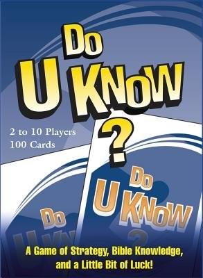 Do U Know? Game (Game)