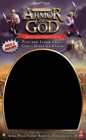 Full Armour of God Playset (Game)