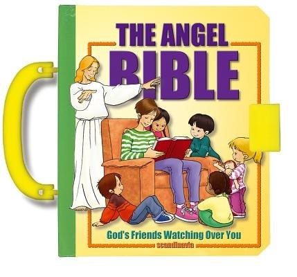 Angel Bible, The: God's Friends Watching Over You (Board Book)