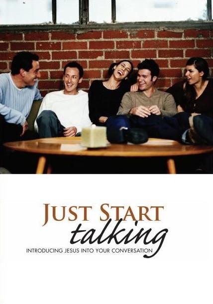 Just Start Talking Workbook (Paperback)
