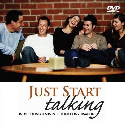 Just Start Talking DVD (DVD)