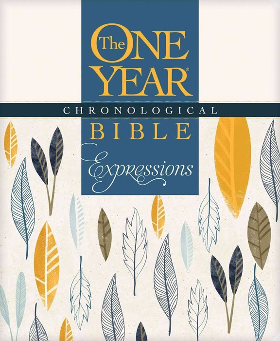 The NLT One Year Chronological Bible Expressions (Paperback)