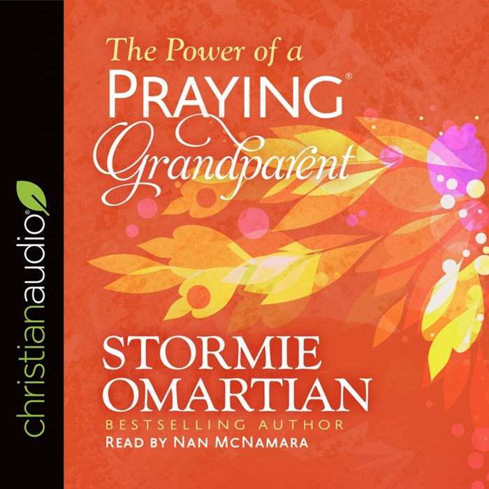 The Power of a Praying Grandparent Audio Book (CD-Audio)