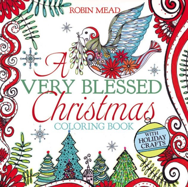Very Blessed Christmas, A (Paperback)