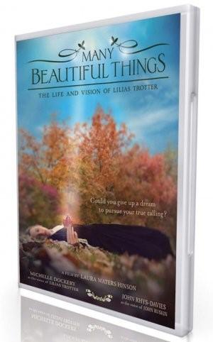 Many Beautiful Things DVD (DVD)
