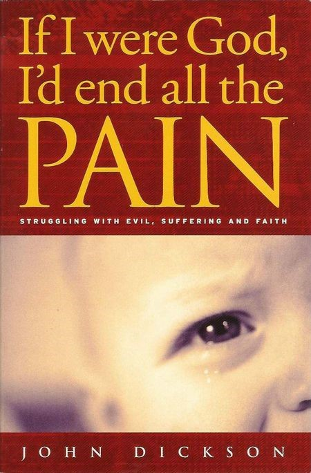 If I Were God I'd End All The Pain (Paperback)