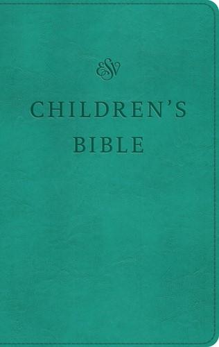 ESV Children's Bible (Trutone, Teal) (Imitation Leather)