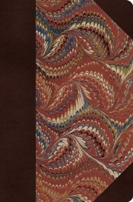ESV Compact Bible (Classic Marbled) (Hard Cover)