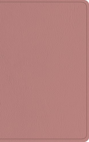 ESV Baby New Testament With Psalms And Proverbs, Pink (Imitation Leather)