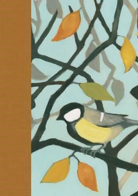 ESV Journaling Bible, Interleaved Edition (Autumn Song) (Hard Cover)