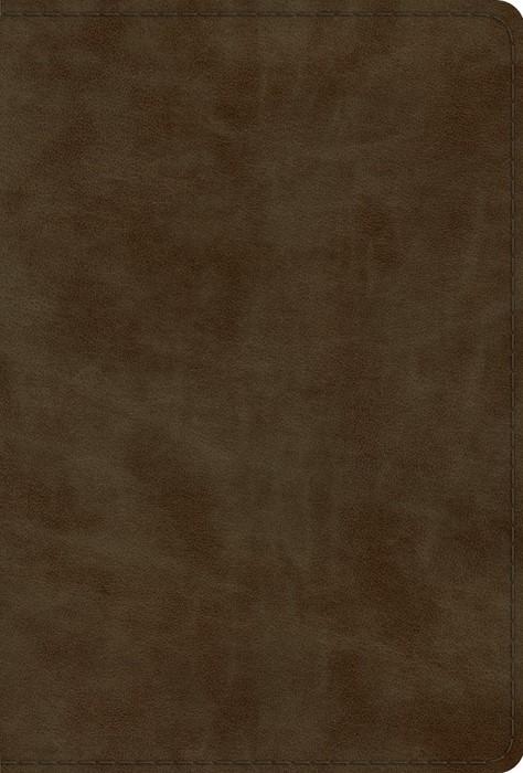 ESV Devotional Psalter, Olive (Imitation Leather)