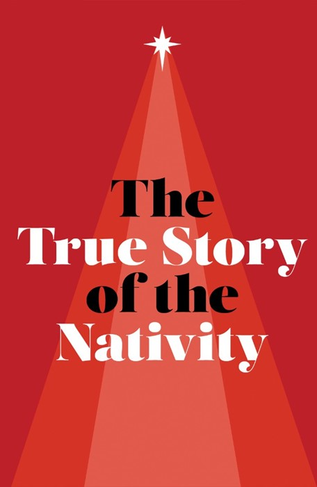 True Story Of The Nativity (Ats) (Pack Of 25) (Tracts)