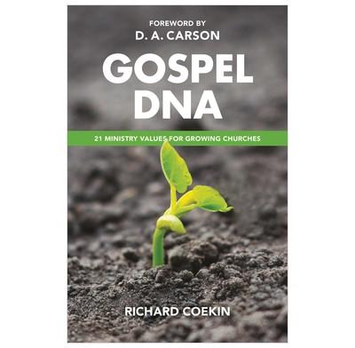 Gospel DNA (Paperback)