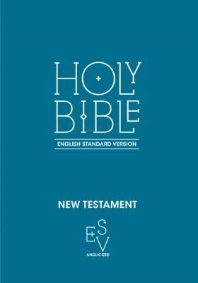 ESV Anglicised New Testament, Compact (Paperback)
