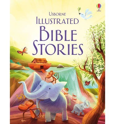 Illustrated Bible Stories (Paperback)