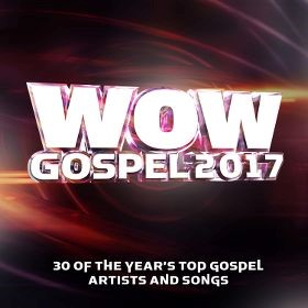 WOW Gospel 2017 CD (CD-Audio)