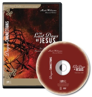 Last Days Of Jesus, The: DVD Study (DVD)