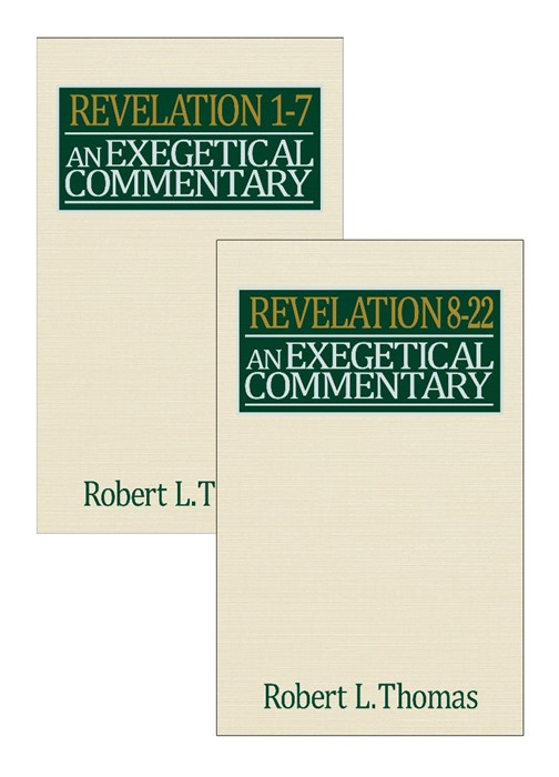 Revelation Exegetical Commentary - 2 Volume Set (Multiple Copy Pack)