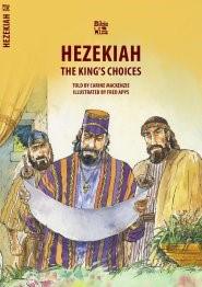 Hezekiah (Paperback)