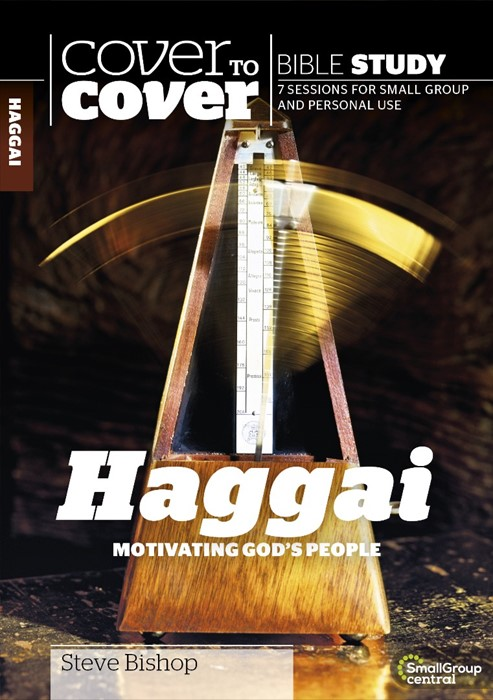Cover To Cover Bible Study: Haggai (Paperback)