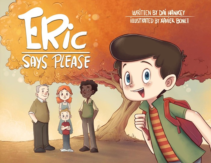 Eric Says Please (Paperback)