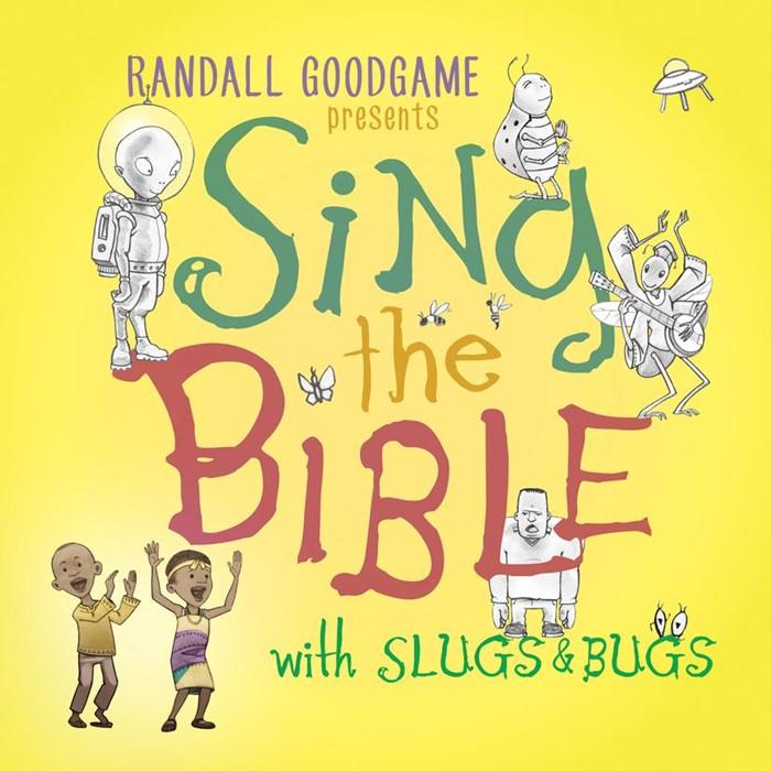 Sing The Bible Cd (CD-Audio)