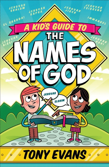 A Kid'S Guide To The Names Of God (Paperback)