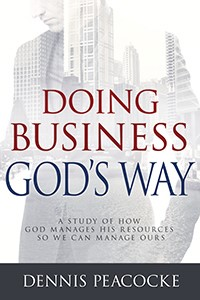 Doing Business God's Way (Hard Cover)