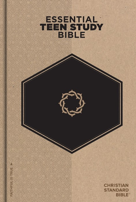 CSB Essential Teen Study Bible (Hardcover) (Hard Cover)