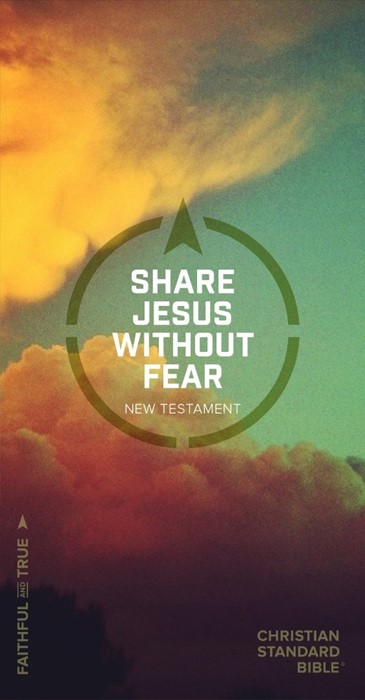 CSB Share Jesus Without Fear New Testament, Paperback (Paperback)