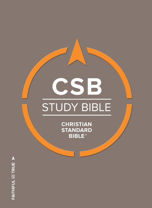 CSB Study Bible, Hardcover, Indexed (Hard Cover)