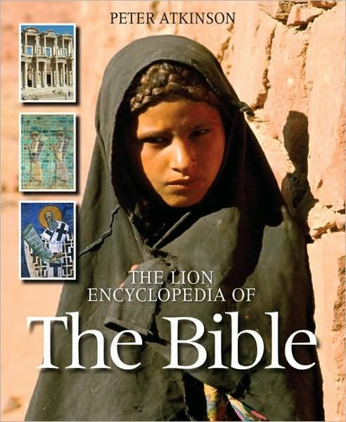 The Lion Encyclopedia Of The Bible (Hard Cover)