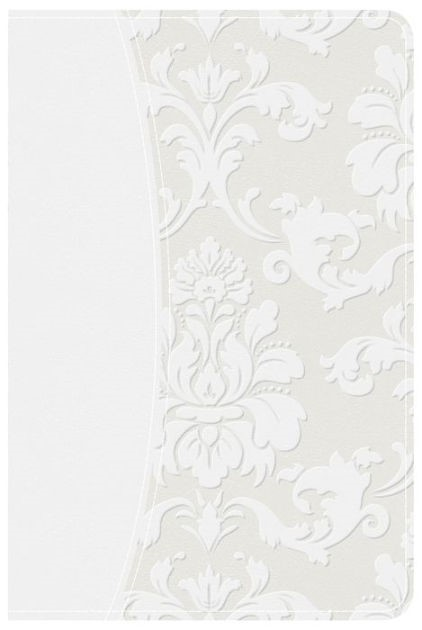 CSB Bride's Bible, White Leathertouch (Imitation Leather)