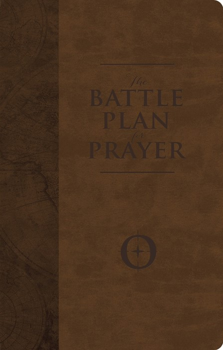 The Battle Plan For Prayer, Leathertouch Edition (Imitation Leather)